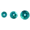 Sequins Round 6/8/10mm Hologram Teal